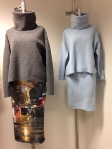 Helene Polo Kort, NY-kjol och 50-kjol