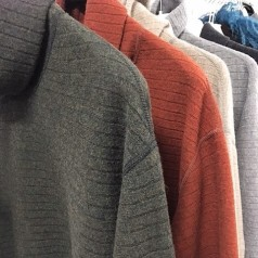 Tröjor i extra mjuk merinoull, mod