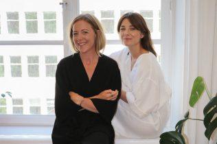 Jenny och Lisa