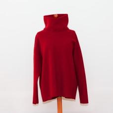 HP MELLAN röd 1800:- (ekologisk merinoull)