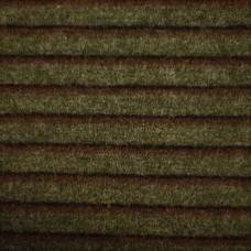 Nr.4 Skogsgrön med smal svart och brun rand.